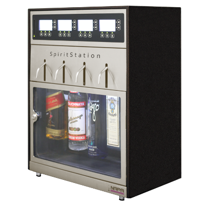 SpiritStation - NapaTechnology.com - Spirit Dispensing System