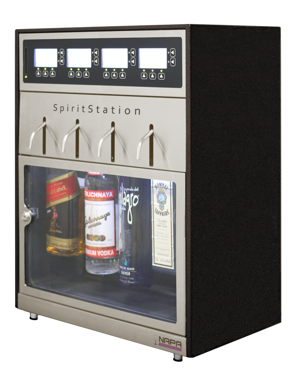 The SpitiStation - WineStation - NapaTechnology.com