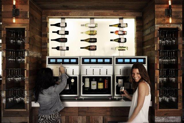 WineStation -Tiburon Tavern